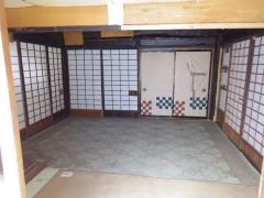 2階造り間